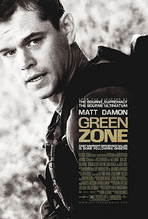 "Minicrítica ""Green Zone. Distrito protegido."" por Raúl Pérez Núñez Green-zone-poster"