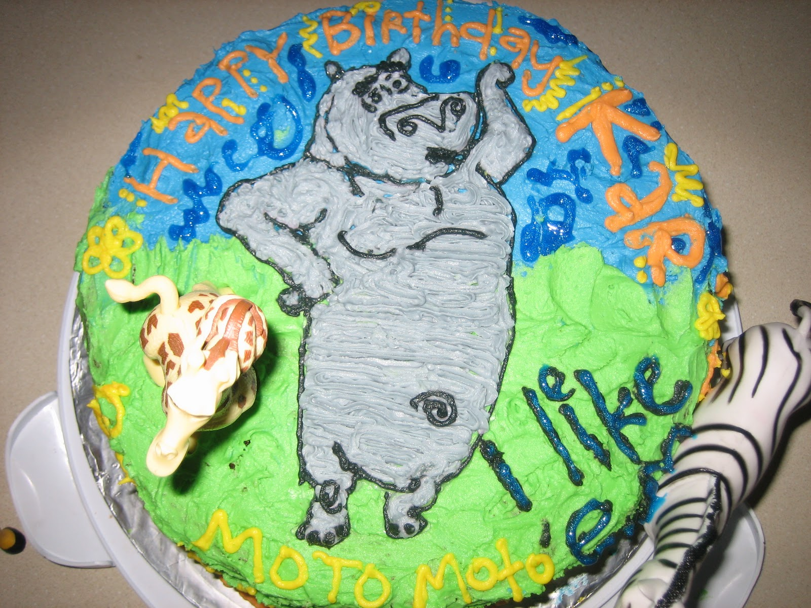 Its A Piece Of Cake Happy Birthday Karlando