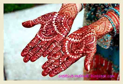 latest mehndi designs for eid