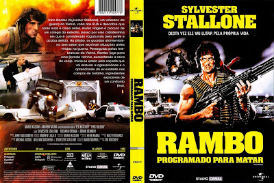 Capa do Filme Rambo First Blood