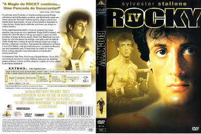 Capa do Filme Rocky IV