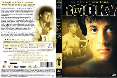 Capa do Filme Rocky IV