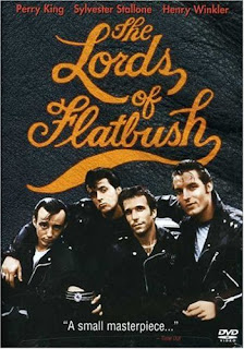 Capa do Filme Os Lords de Flatbush