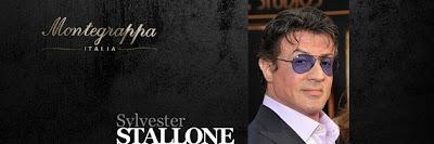 Sylvester Stallone, embaixador das canetas Montegrappa