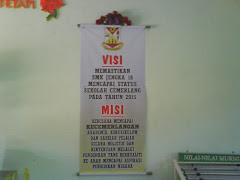VISI DAN MISI SEKOLAH