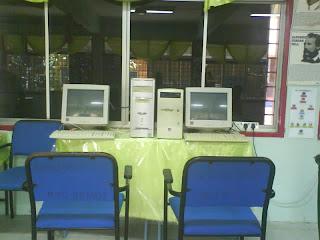 SUDUT ICT DI PSS