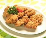 Perkedel Chicken