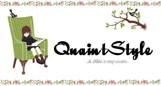 ♥♥♥QuaintStyle♥♥♥
