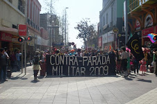 Video: Contra Parada Militar 2009