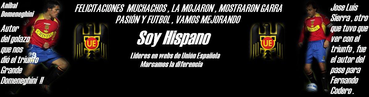Soy Hispano.blogspot.com