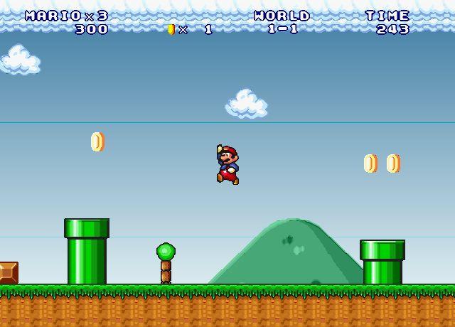 Mate a Pessoa Acima com Um Golpe de Anime/Filme/Jogo - Página 3 Mario