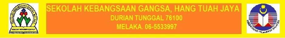 Sekolah Kebangsaan Gangsa