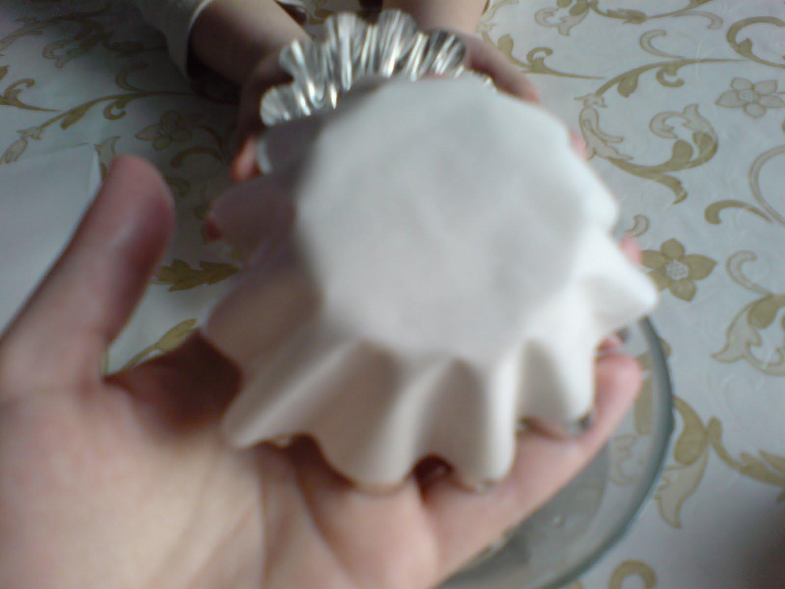 Формочки для кексов сделать своими руками