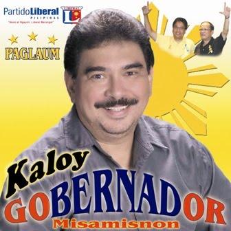 pagkagobernador                  Kaloy Bernad