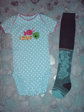 ROMPER AND TIGHTS SET