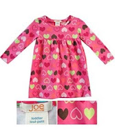 Joe Pintuck Love Dress