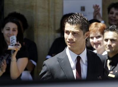cristiano ronaldo hairstyle 2