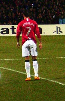 ronaldo soccer star 1