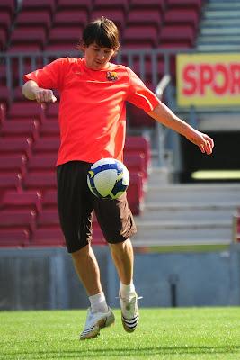 Lionel Messi Photo 1
