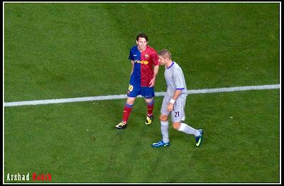 Lionel Messi Barcelona 1