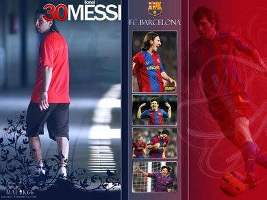 Lionel Messi Wallpaper 3