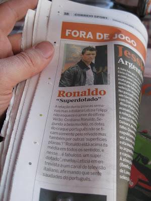 cristiano ronaldo news 3