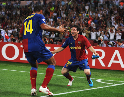 Lionel Andres Messi 4
