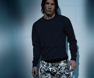 Lionel Messi Fashion 5