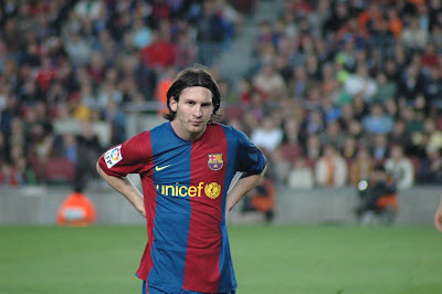 Lionel Messi Barcelona Photos 4