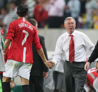Cristiano Ronaldo Manchester United Pictures 3