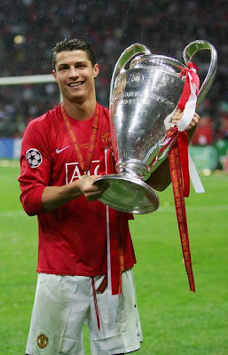 Cristiano Ronaldo Manchester United Transfer to Real Madrid 4