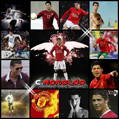 Ronaldo  Manchester United  Portugal  Transfer To Real Madrid  Posters