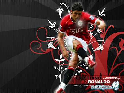 Cristiano Ronaldo, Manchester United, Portugal, Transfer to Real Madrid, Wallpapers 3