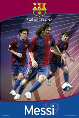 Lionel Messi, Barcelona, Argentina, Posters 2
