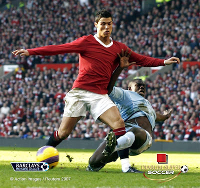 Cristiano Ronaldo, Manchester United, Portugal, Transfer to Real Madrid, Posters 4