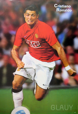 Cristiano Ronaldo, Manchester United, Portugal, Transfer to Real Madrid, Wallpapers 1