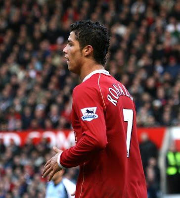 Cristiano Ronaldo-Ronaldo-CR7-Manchester United-Portugal-Transfer to Real Madrid-Images 3