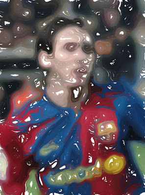 Lionel Messi-Messi-Barcelona-Argentina-Posters 2