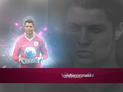 Cristiano Ronaldo-Ronaldo-CR7-Manchester United-Portugal-Transfer to Real Madrid-Wallpaper 4