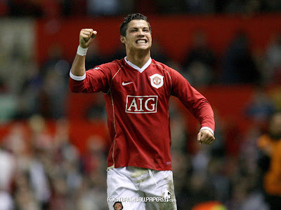 Cristiano Ronaldo-Ronaldo-CR7-Manchester United-Portugal-Transfer to Real Madrid-Wallpaper 5