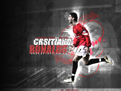 Cristiano Ronaldo-Ronaldo-CR7-Manchester United-Portugal-Transfer to Real Madrid-Posters 4