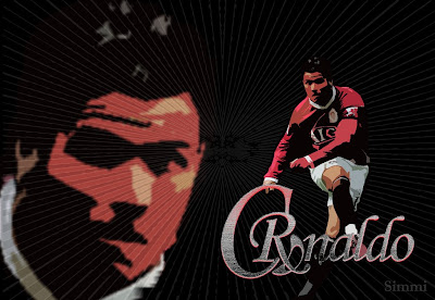 Cristiano Ronaldo-Ronaldo-CR7-Manchester United-Portugal-Transfer to Real Madrid-Posters 5