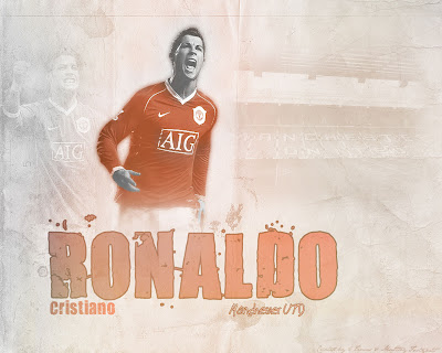 Cristiano Ronaldo-Ronaldo-CR7-Manchester United-Portugal-Transfer to Real Madrid-Wallpaper 2