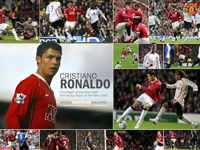 Cristiano Ronaldo-Ronaldo-CR7-Manchester United-Portugal-Transfer to Real Madrid-Posters 4