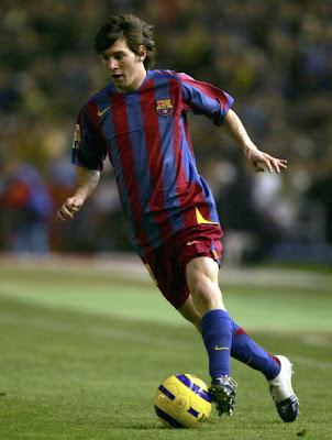 Lionel Messi Argentina 1