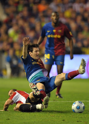 Lionel Messi Barcelona 4