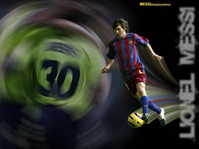 Lionel Messi - Wallpapers 4