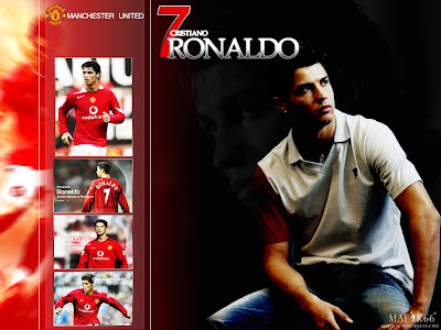 Cristiano Ronaldo Real Madrid - CR9 - Wallpapers 10