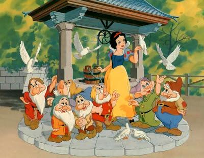 Reikijai blanca nieves y los 7 enanitos - Casa blancanieves simba ...