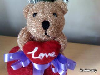 Tiddy Bear (Photograph)